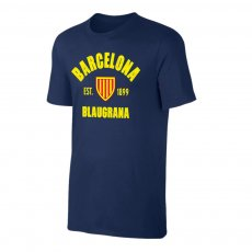 Barcelona 'Est.1899' t-shirt, dark blue