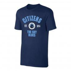 Manchester City 'Est.1894' t-shirt, dark blue