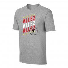 Liverpool '3 ALLEZ' t-shirt, grey
