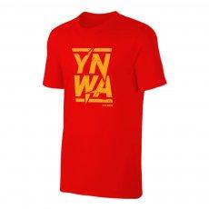 Liverpool 'YNWA' t-shirt, red