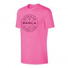 Barcelona 'Stamp' t-shirt, pink
