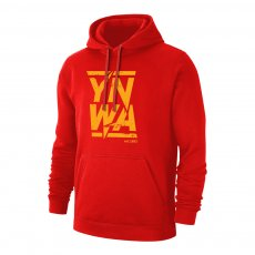 Liverpool 'WNWA' footer with hood, red