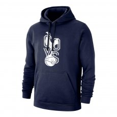 Tottenham 'COYS' footer with hood, dark blue