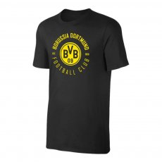 Borussia Dortmund 'Circle' t-shirt, black