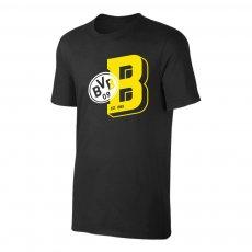 Borussia Dortmund 'B' t-shirt, black