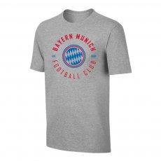 Bayern Munich 'Circle' t-shirt, grey