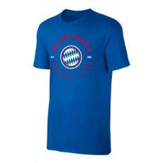 Bayern Munich 'Circle' t-shirt, blue
