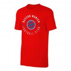 Bayern Munich 'Circle' t-shirt, red