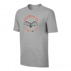 Valencia 'Circle' t-shirt, grey