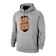 Valencia 'VCF' footer with hood, grey
