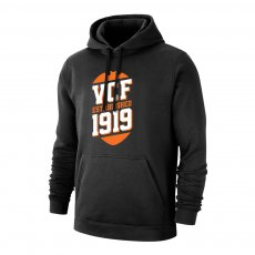 Valencia 'VCF' footer with hood, black