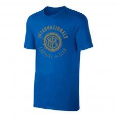 Inter 'Circle' t-shirt, blue