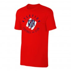 Atletico Madrid 'Circle' t-shirt, red