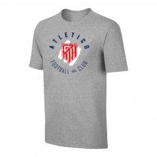 Atletico Madrid 'Circle' t-shirt, grey