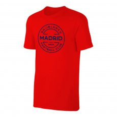 Atletico Madrid 'Stamp' t-shirt, red