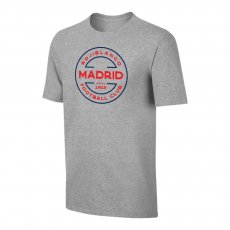 Atletico Madrid 'Stamp' t-shirt, grey
