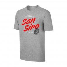 Milan 'San Siro' t-shirt, grey