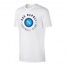 Napoli 'Circle' t-shirt, white