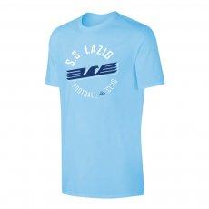 Lazio 'Circle' t-shirt, light blue