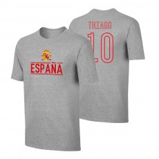 Spain EU2020 'Qualifiers' t-shirt ALCÂNTARA, grey