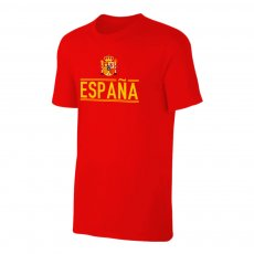 Spain EU2020 'Qualifiers' t-shirt, red