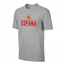 Spain EU2020 'Qualifiers' t-shirt, grey