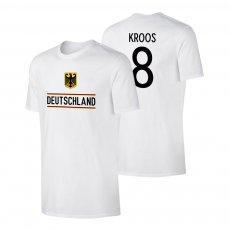 Germany EU2020 'Qualifiers' t-shirt KROOS, white