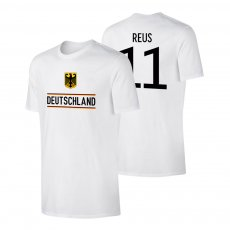 Germany EU2020 'Qualifiers' t-shirt REUS, white