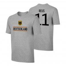 Germany EU2020 'Qualifiers' t-shirt REUS, grey