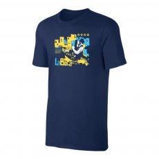 Boca Juniors 'TANGO' t-shirt, dark blue
