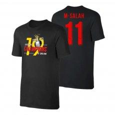 Liverpool PL20 'Champions of England' t-shirt SALAH, black