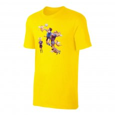 Maradona 'La Venganza de los Angeles' t-shirt, yellow