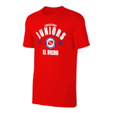 Argentinos Juniors 'Est.1904' t-shirt, red