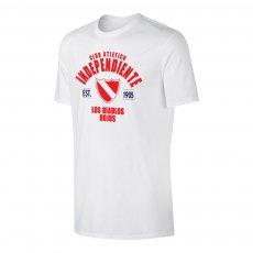 Independiente 'Est.1905' t-shirt, white