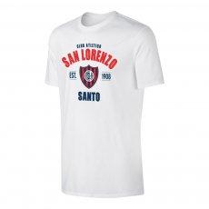 San Lorenzo 'Est.1908' t-shirt, white