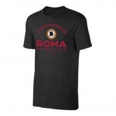 Roma 'Estadio' t-shirt, black