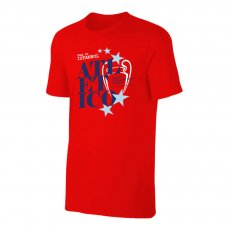 Atletico Madrid 'Road to ISTANBUL' t-shirt, red
