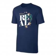 Real Madrid 'Road to ISTANBUL' t-shirt, dark blue
