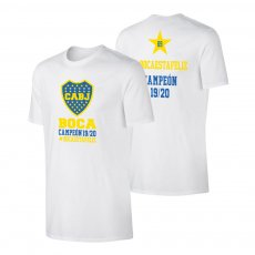 Boca Juniors 'BocaEstaFeliz' t-shirt, white