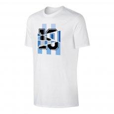 Diego Maradona 'Legend No10' t-shirt, white