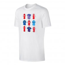 Ajax 'All Time Classics' t-shirt, white
