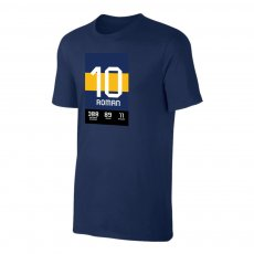Boca Juniors 'Roman Histórico' t-shirt, dark blue