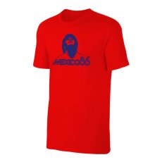 Diego Maradona 'Mexico 86' t-shirt, red