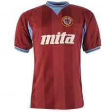 Score Draw Aston Villa Football Club 1984 Home Jersey Mens