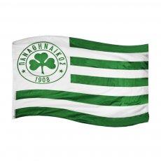 Παναθηναϊκός σημαία ρίγες