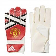 Rękawice bramkarskie adidas Young Pro Manchester United Junior