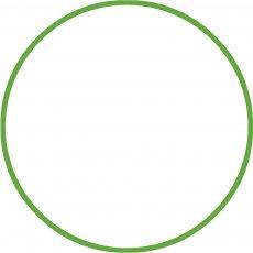 Χούλα-Χουπ 76cm - Φ18mm - 185gr, Πράσινο