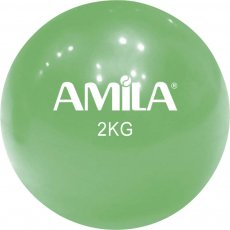 Μπάλα Γυμναστικής (δεν αναπηδά), 2kg, 13cm