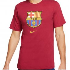 Nike FC Barcelona Evergreen Crest 2 M CD3115-620 shirt