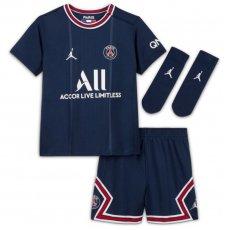 Komplet Nike PSG Soccer Kit Jr CV8301